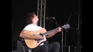Blues Boy Dan - The Ballad Of Hollis Brown - Newark Blues Festival 2012