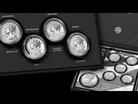 US Mint Silver Limited Edition Proof Set & American Liberty Silver Medal Set: THOUGHTS