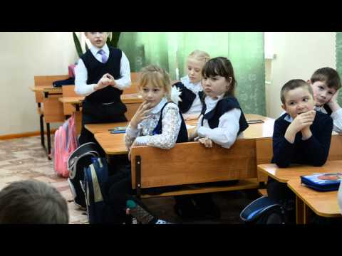 """Классный час в 1 классе """"Моя Родина - Россия"""""""