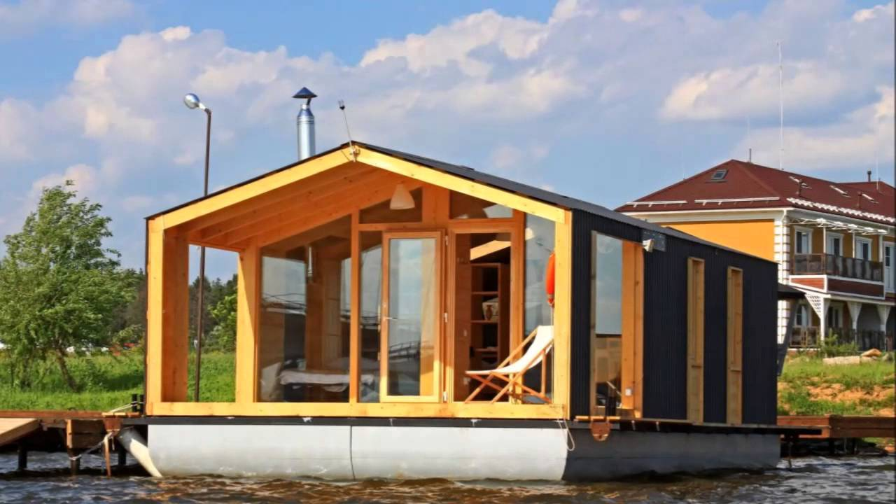 DublDom Houseboat small cabin it especially suitable for vacation
