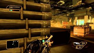 Deus Ex Human Revolution Giveaway httpbitlyr19jkD Deus Ex Human Revolution Walkthrough This Walkthrough consists of Gameplay  Commentary by