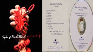 The Eagles 2008 Death Metal Heart On Album