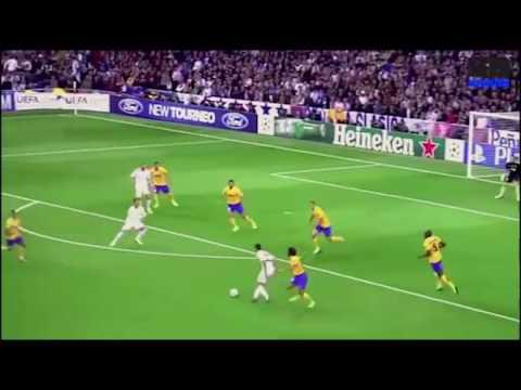 Ronaldo – cách chạy chỗ thông minh