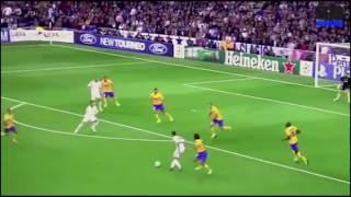 Ronaldo - cách chạy chỗ thông minh