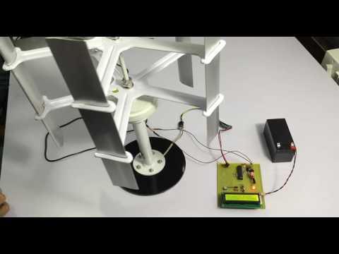 Mini Windmill Power Generation Project