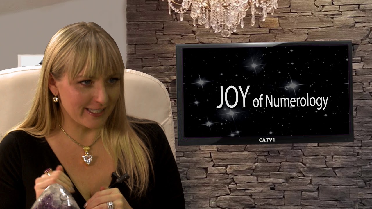 Joy Of Numerology - Kate King