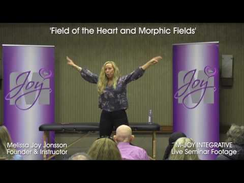 M-Joy Integrative Seminar 'Field of the Heart with Morphic Fields'