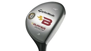 TaylorMade Burner Rescue Golf Club Test and Review
