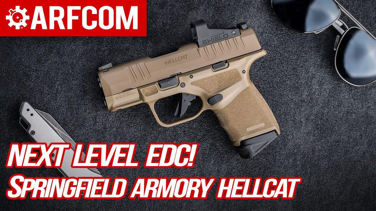 Next Level EDC? Springfield Armory Hellcat