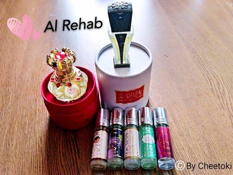 Часть 1 Обзор на арабские духи Al Rehab: Elena