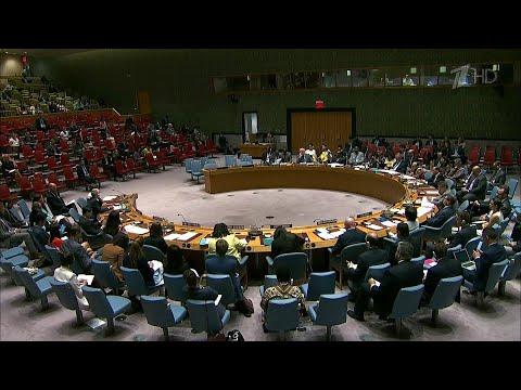 Постпред России при ООН Василий Небензя ответил на призывы прекратить удары по сирийскому Идлибу.