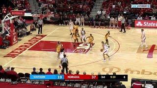 Highlights: Southern at Nebraska | B1G Women's Basketball | Nov. 20, 2019