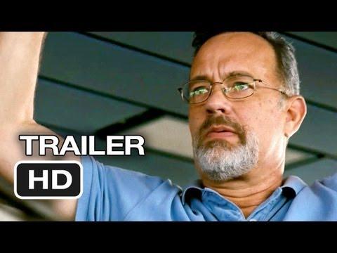 Captain Phillips Official Trailer #1 (2013) - Tom Hanks Somali Pirate Movie HD