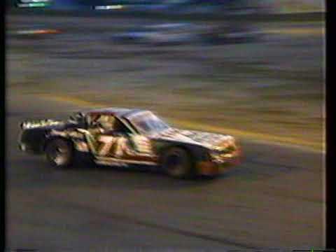 Sunset Speedway Challenger heat 3 1992