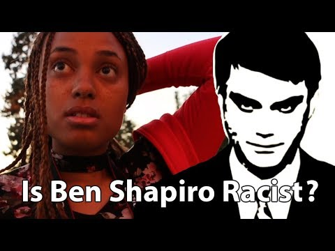 Ben Shapiro on Institutional Racism and White Privilege