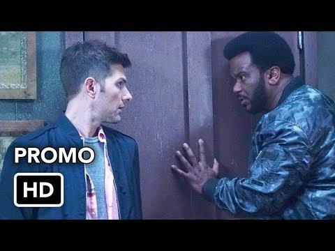 "Agenci Paranormalni: 1x09 ""Snatcher"" - promo #01"