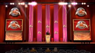 NBA 2K13 My Career - Retirement & Hall Of Fame Induction