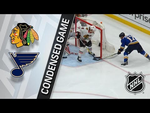 Chicago Blackhawks vs St. Louis Blues – Apr. 04, 2018 | Game Highlights | NHL 2017/18. Обзор