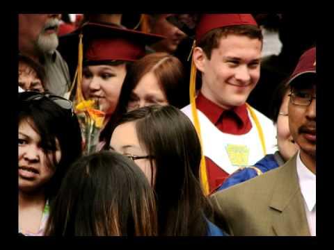 Mt. Edgecumbe High School Graduation, 2011