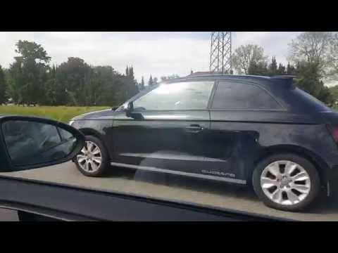 Audi S1 vs Golf R 7