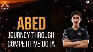 The story of Fnatic Abed - Dota 2