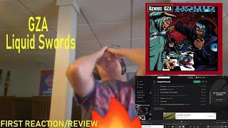 Baixar GZA - Liquid Swords FIRST REACTION/REVIEW