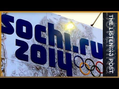 Listening Post - Russia's media Olympics
