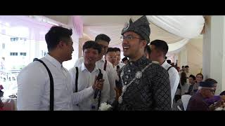 The wedding highlights of Nadiah & Syafiq - 7th 8th December 2018