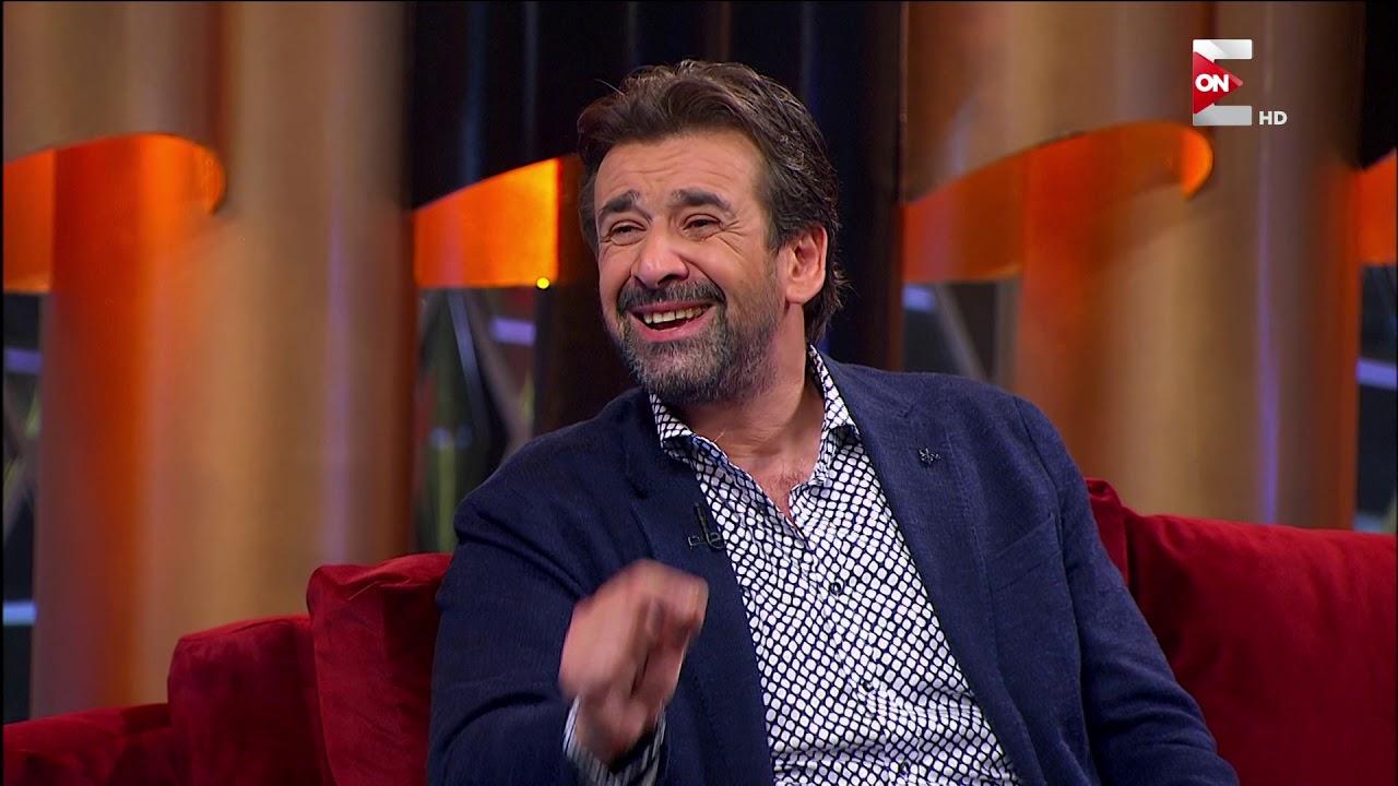 سهرانين - غضب أحمد زكي من كريم عبد العزيز في فيلم إضحك الصورة تطلع حلوة