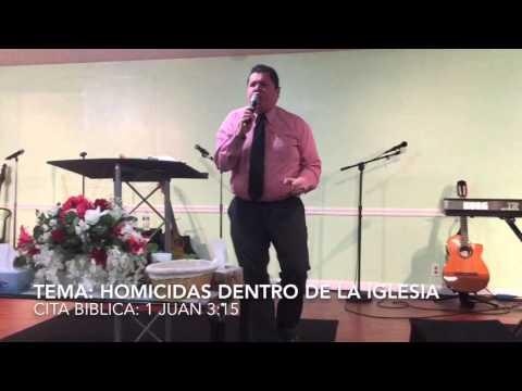Heber Rodríguez, Homicidas dentro de la Iglesia, En la Iglesia Pentecostal Ríos de agua Vivas.