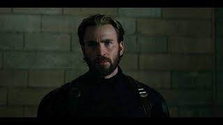 CAPTAIN AMERICA ENTRANCE Scene  Avengers infinity war