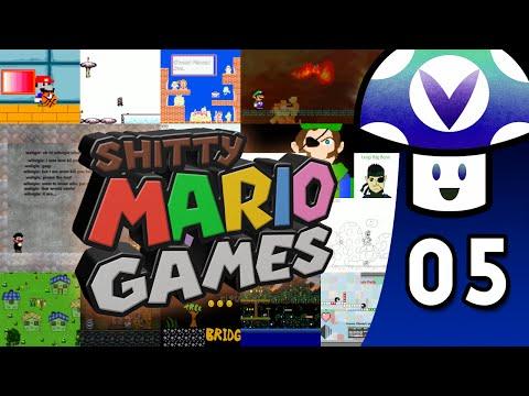 [Vinesauce] Vinny - Shitty Mario Games (part 5)