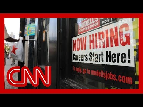 Unemployment rate drops to lowest level in decades