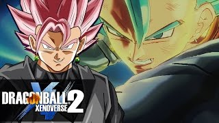 SSJ ROSE VEGITO BLACK BOSS BATTLE?! | Dragon Ball Xenoverse 2 RANDOM MOD BATTLES