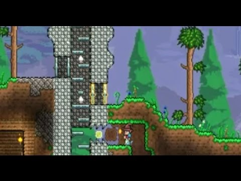 EASY one way door | Terraria