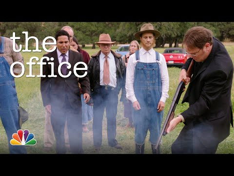 The Office - A Schrute Family Funeral (Episode Highlight