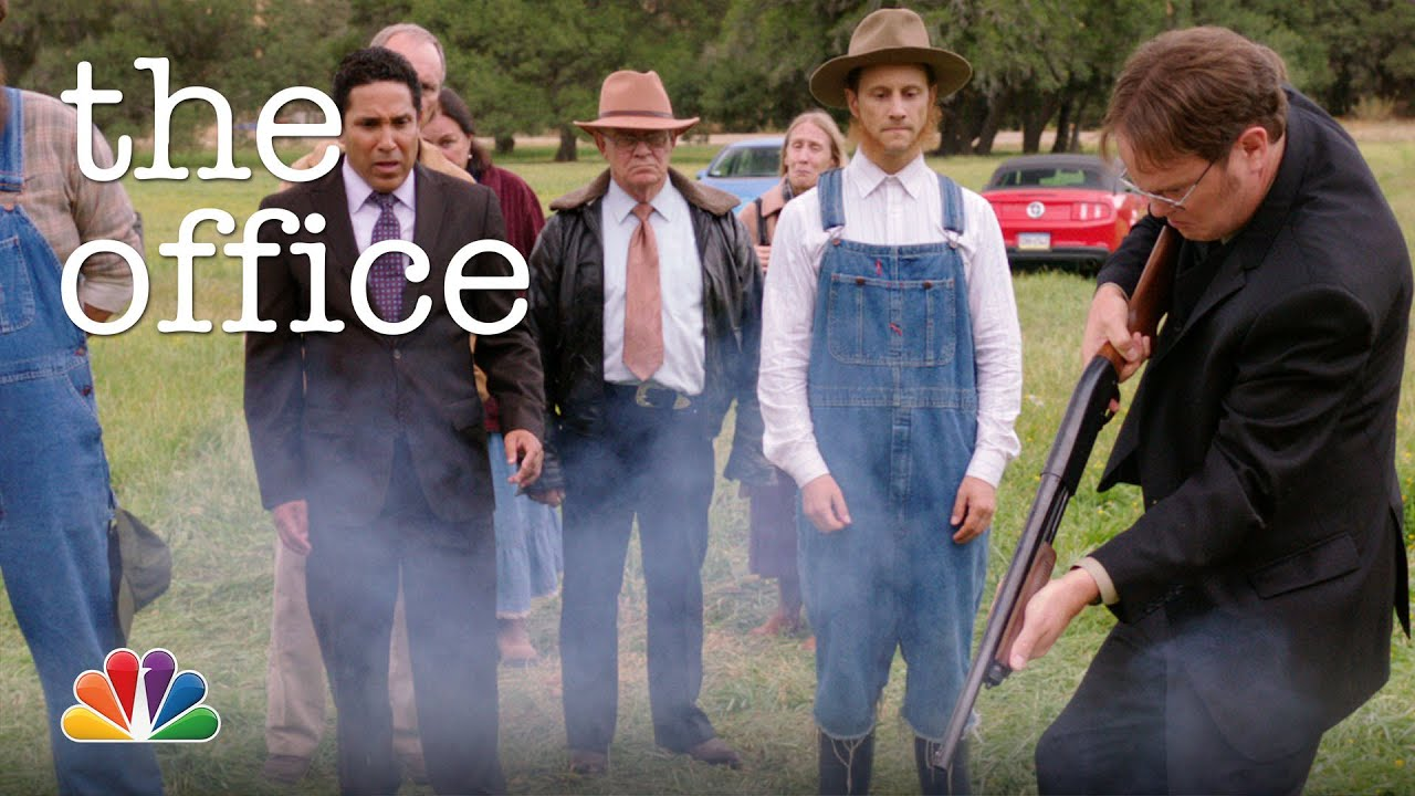 Download Dwight Schrute's Bizarre Family Funeral - The Office