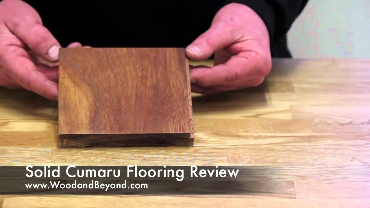Solid Cumaru Flooring Review