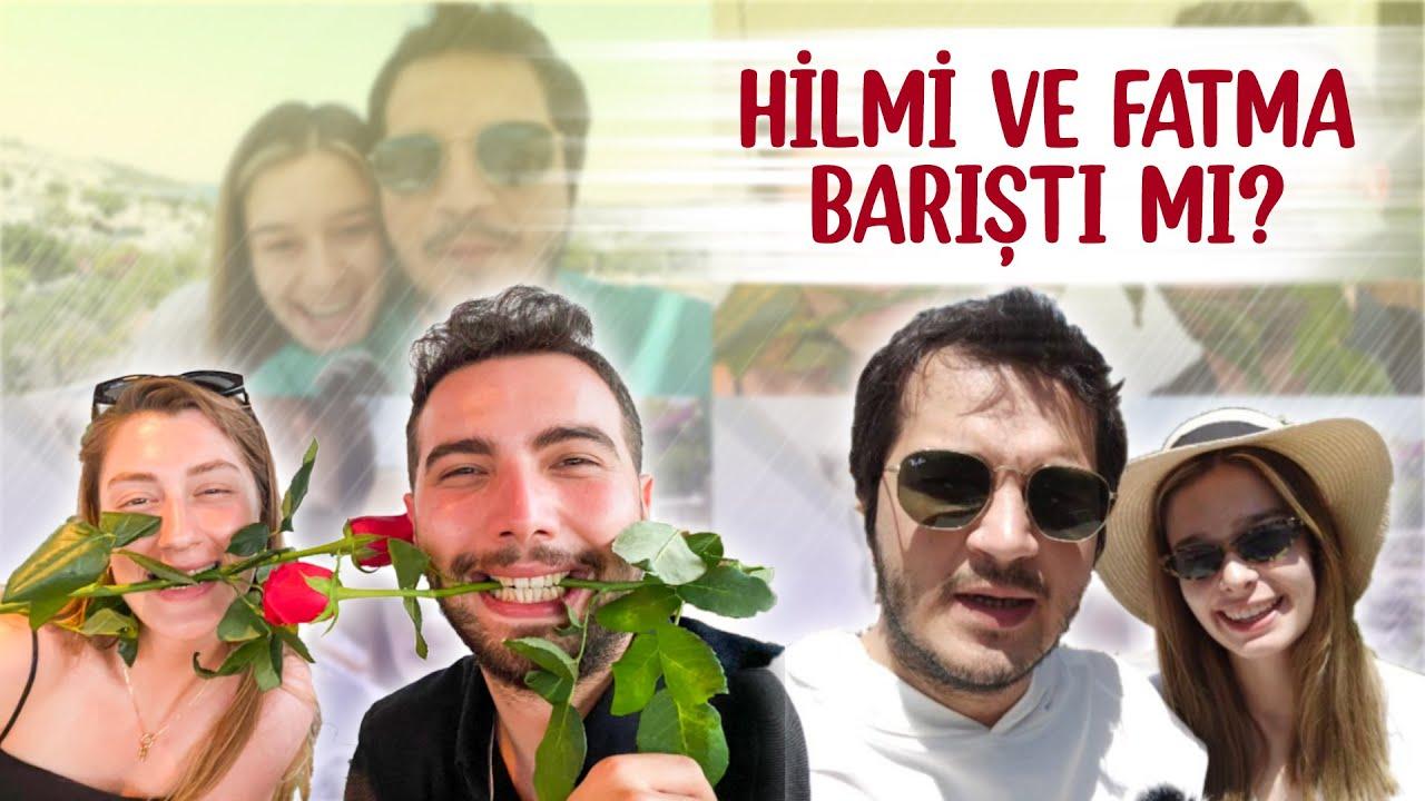 HİLMİ VE FATMA'YI BARIŞTIRMA OPERASYONU