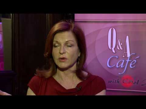 Q&A Cafe w/Guest NY Times Journalist Maureen Dowd