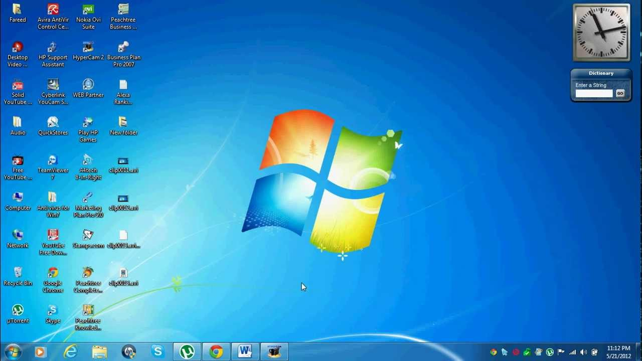 English to english dictionary free download for pc windows 7.