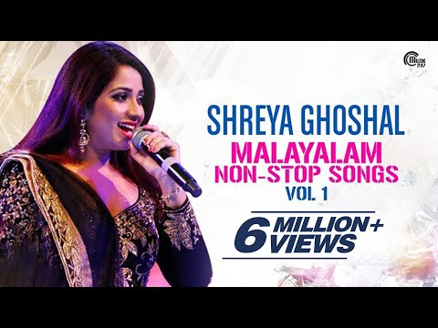 Shreya Ghoshal Malayalam Super Hit Songs |...