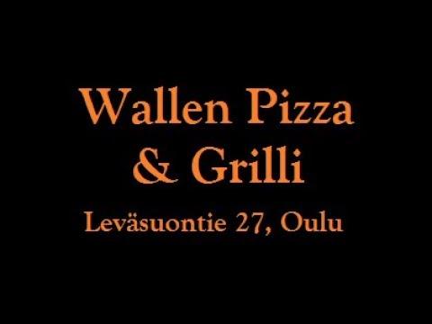 Wallen Pizza Ja Grilli