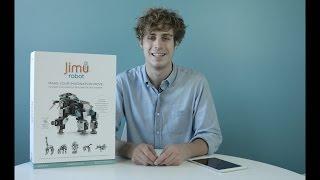 UBTECH Jimu Robot Inventor Kit Unboxing