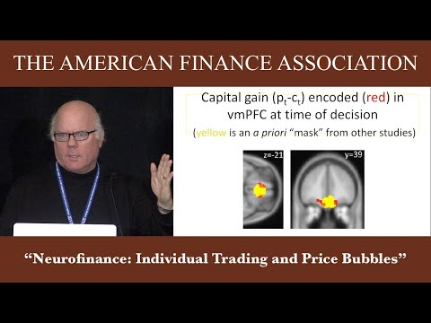 2016 AFA Lecture: Neurofinance: Individual Trading and Price Bubbles