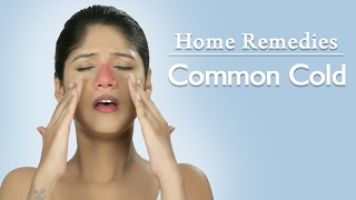 How to cure common cold | home remedies with upasana | mind body soul