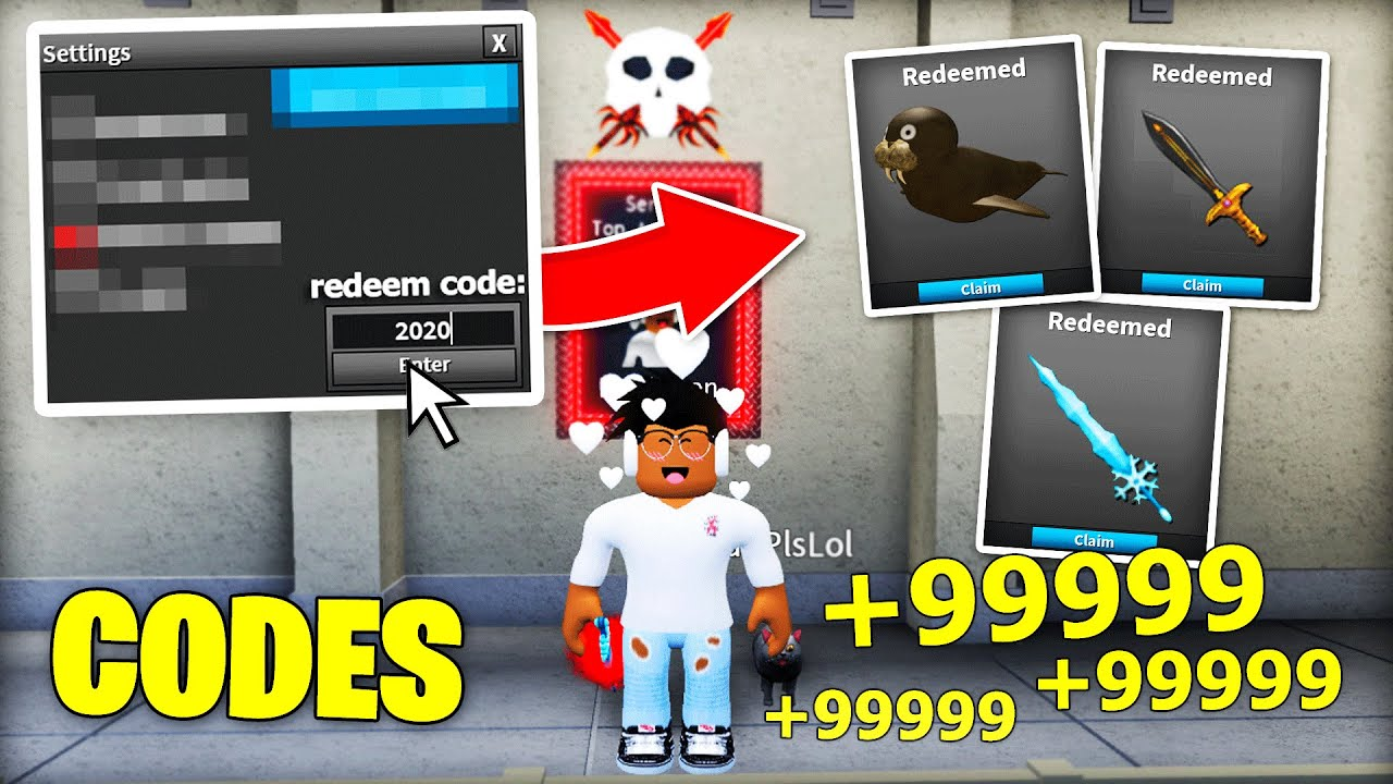 All Working Codes In Assassin 2020 Roblox Youtube