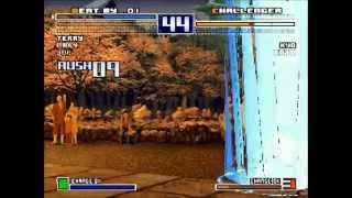Fightcade - The King Of Fighters 2003 - 3MinuteRamen(BRA) Vs Princaps(KOR)