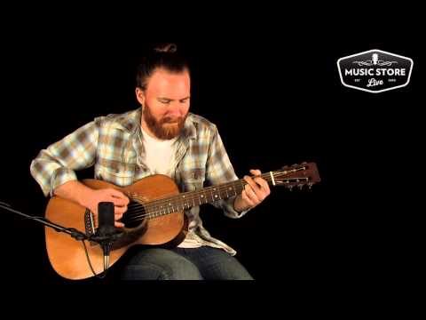 1947 Martin 00-21 Tone Review and Demo