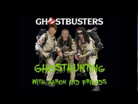 Ghost hunting Dudley Castle... with Aaron Twitchen